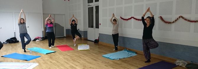 Bouge à La Baussaine : Nouvelles séances de yoga