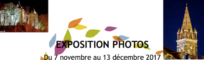 Bibliothèque : Expo photo du 7 novembre au 13 décembre