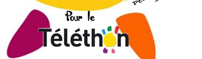 Samedi 2 décembre : Marchons, Roulons, Bougeons, jouons pour le Téléthon