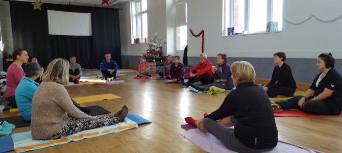 Bouge à La Baussaine proposera un deuxième créneau de yoga