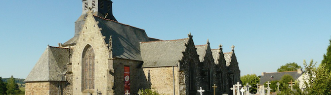 L'église St Léon de La Baussaine : Participez au projet de rénovation