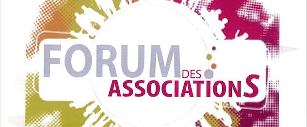 Forum des associations : Vendredi 7 septembre