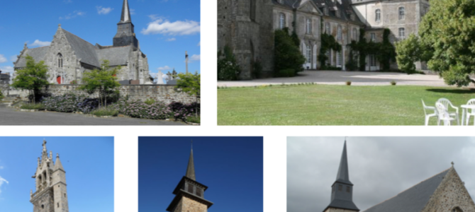 Journée du 11 novembre : Commémoration et présentation des églises emblématiques autour de Montmuran