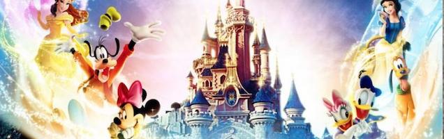 Sortie en famille à Disneyland le 25 mai