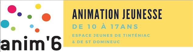 Anim6 : Animation jeunesse