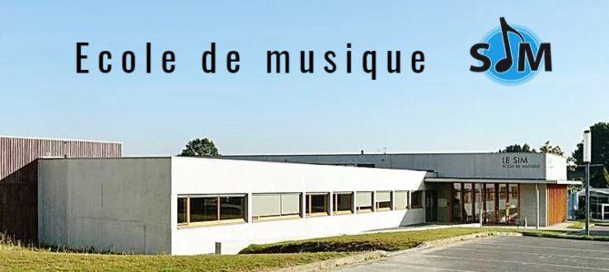 Ecole de Musique du SIM  Inscription ou Réinscription Année scolaire 2020 – 2021