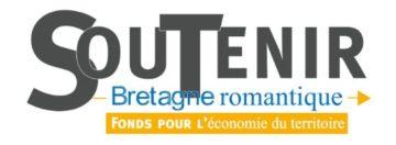 Entreprises de Bretagne romantique,   Bénéficiez du Fonds Soutenir, une aide financière pour l'économie du territoire.