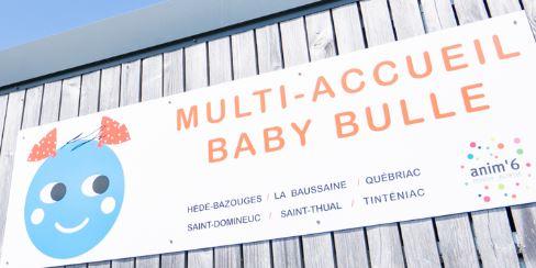 Baby Bulle, la crèche qui s'adapte aux besoins des familles