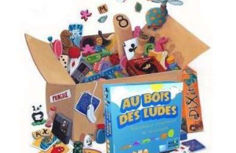 La p'tite ludo mercredi 14 octobre à la Baussaine