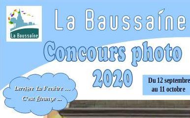 Concours Photo 2020 à La Baussaine