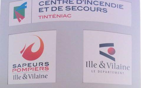 LES SAPEURS-POMPIERS DE TINTÉNIAC RECRUTENT !