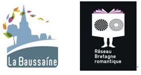 Exposition de collage à la bibliothèque de la Baussaine en avril.