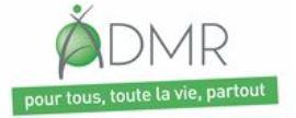 ADMR OFFRE D'EMPLOI  Aide à Domicile – (H/F)